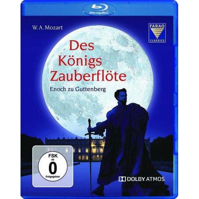 Mozart: Des Konigs Zauberflot [Various] [Farao Classics: A108095] [Blu-ray]